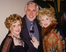 Jim Brochu, Ruth Warrick, Sheila McRae
