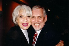 Jim Brochu, Carol Channing
