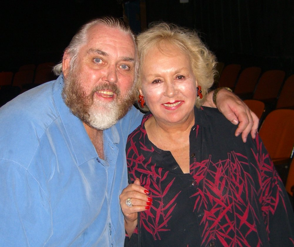 Jim Brochu, Doris Roberts